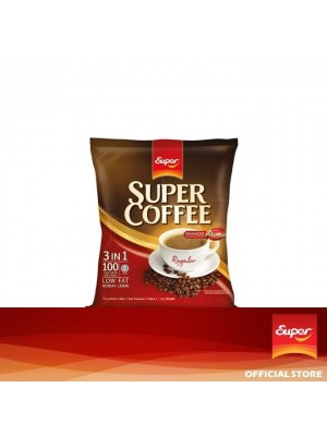 Super Coffee 3 in 1 - Regular 100 x 20g
