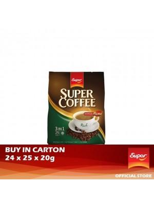 Super Coffee 3 in 1 - Rich 24 x 25 x 20g