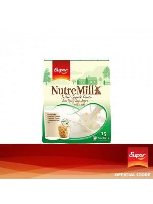 Super NutreMill - Instant Soymilk Powder 15 x 35g