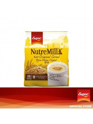 Super NutreMill 3in1 - Original Cereal 18 x 30g [MUST BUY]