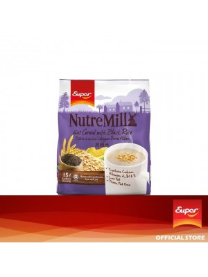 Super NutreMill 4in1 - Cereal with Black Rice 15 x 30g