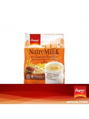 Super NutreMill 4in1 - Cereal with Brown Rice 15 x 30g