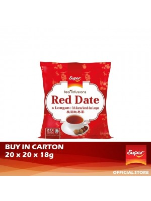 Super - Red Dates & Longan Drink 20 x 20 x 18g