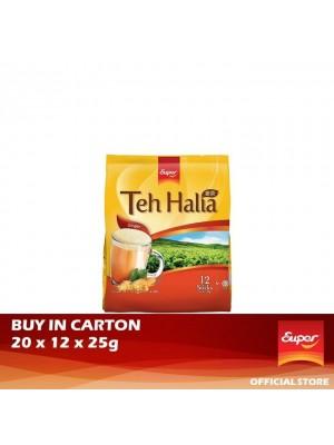 Super - Teh Halia 20 x 12 x 25g