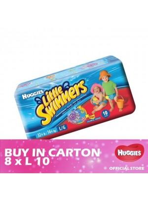 Huggies Little Swimmers Regular 8 x L10