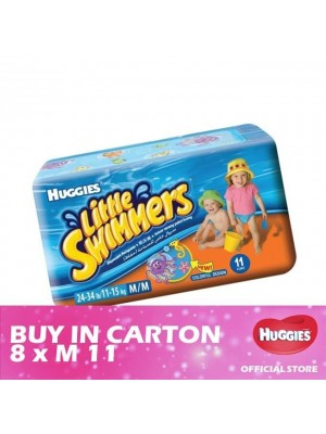 Huggies Little Swimmers Regular 8 x M11