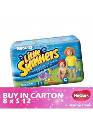 Huggies Little Swimmers Regular 8 x S12