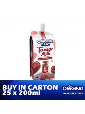 Origina Dairy Tamar Milk 25 x 200ml