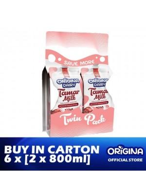 Origina Dairy Tamar Milk 6 x [Twin-Pack 2 x 800ml]