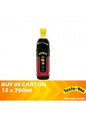 Taste-Me Dark Caramel Sauce 12 x 750ml