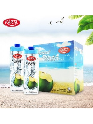 Karta Coconut Water 12x1000ml