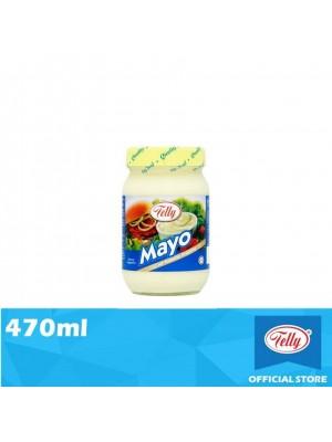 Telly Mayo All Purpose Dressing 470ml