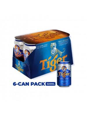 Tiger Beer 6 x 320ml