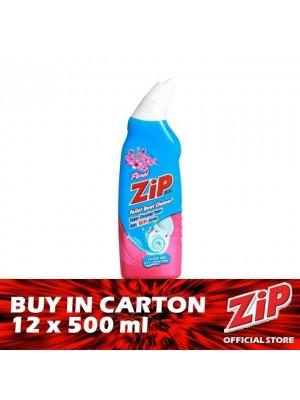Zip Toilet Bowl Cleaner - Floral 12 x 500ml