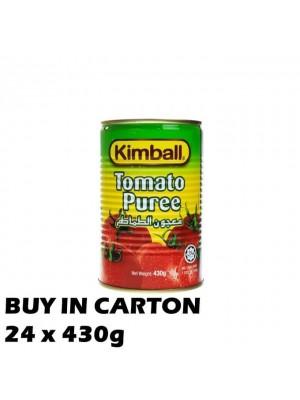 Kimball Tomato Puree 24 x 430g