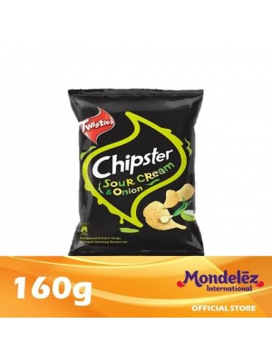 Twisties Chipster Sour Cream & Onion 160g [Essential]