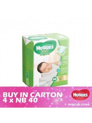 Huggies Ultra Jumbo 4 x NB48