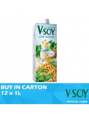 V-Soy Low Sugar UHT 12 x 1L
