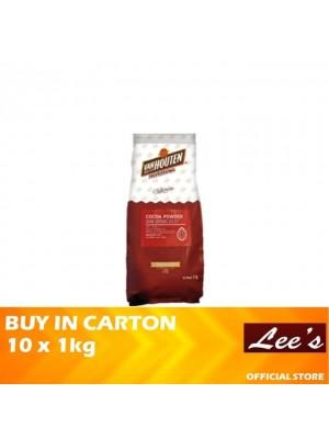 Van Houten Professional Alkalized Cocoa Powder 10 x 1kg