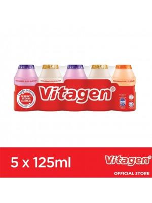 Vitagen Assorted Flavour 5 x 125 ml