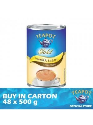Teapot Gold Vitaminised - C 48 x 500g