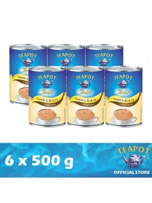 Teapot Gold Vitaminised - C 6 x 500g