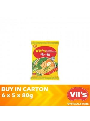 Vits Chicken Instant Noodles 6 x 5 x 80g