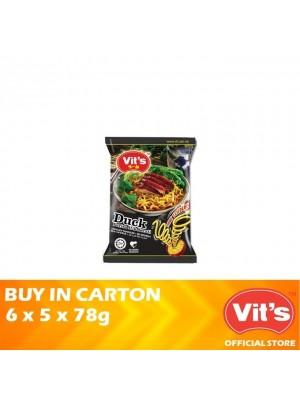 Vits Duck Instant Noodles 6 x 5 x 78g