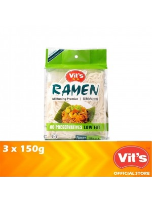 Vits Fresh Ramen (3 x 150g) 450g [Essential]