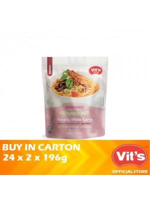 Vits Penang White Curry Ramen 24 x 2 x 196g