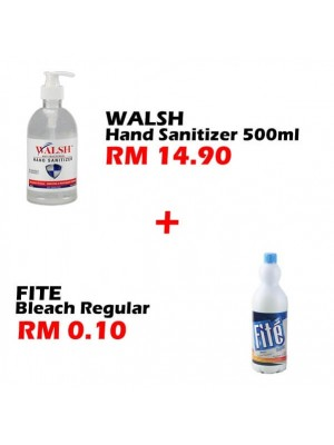 Walsh Hand Santizer 500ml Set C