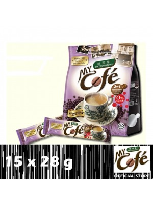 My Cofe 2 in 1 Ipoh White Coffee 15 x 28g