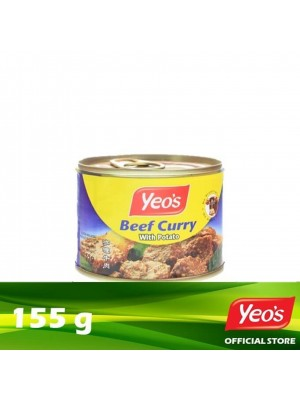 Yeo's Curry Beef with Potatoes 155g