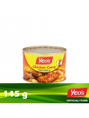 Yeo's Curry Chicken with Potatoes 145g