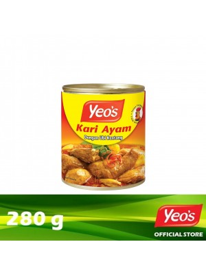 Yeo's Curry Chicken with Potatoes 280g