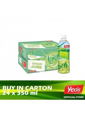 Yeo's Jasmine Green Tea PET 24 x 350ml