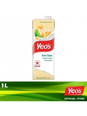 Yeo's Soy Bean Milk Combi 1L