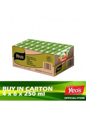 Yeo's Winter Melon Tea 4 x 6 x 250ml