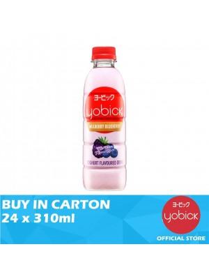 Yobick Yogurt Drink Mulberry Blueberry Flavour 24 x 310ml