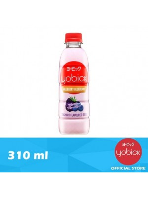 Yobick Yogurt Drink Mulberry Blueberry Flavour 310ml (EXP : 09/2021) [MUST BUY]
