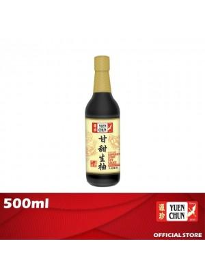 Yuen Chun Superior Light Soy Sauce 500ml