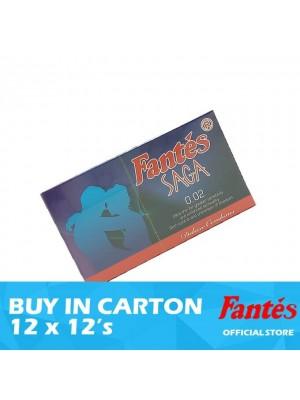 Fante's Saga 002 12 x 12's