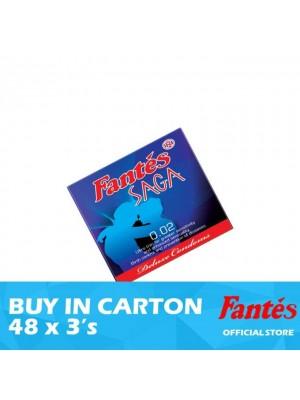 Fante's Saga 002 48 x 3's