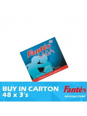 Fante's Saga 003 48 x 3's