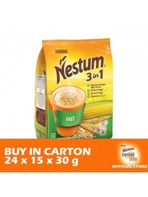 Nestle Nestum 3 in 1 Oats 24 x 15 x 30g