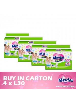 Merries Pants Good Skin 4 x L30