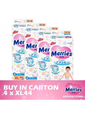 Merries Super Premium Jumbo Tape 4 x XL44