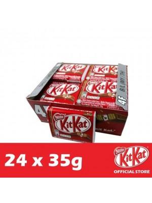 Nestle KitKat 4-Fingers Aluminium 24 x 35g