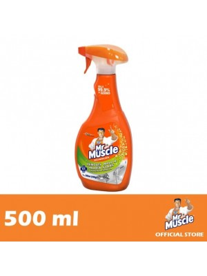Mr. Muscle 5 in 1 Mold & Mildew 500ml