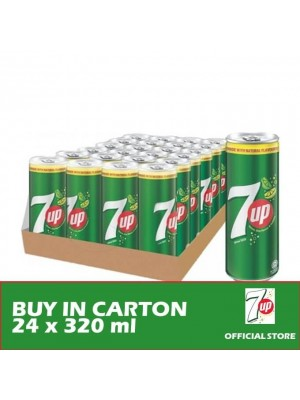 7UP Can 24 x 320ml